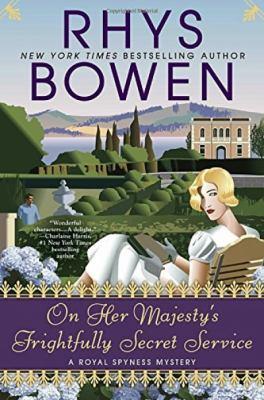 Cover image for On her majesty's frightfully secret service