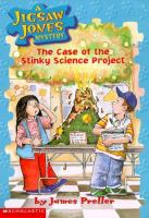Cover image for The case of the stinky science project