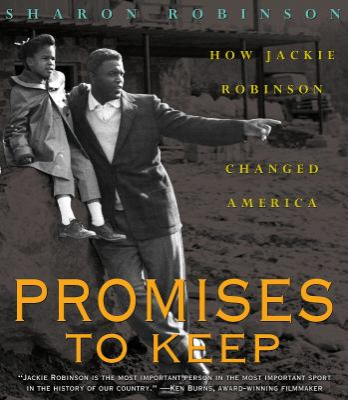 Imagen de portada para Promises to keep : how Jackie Robinson changed America