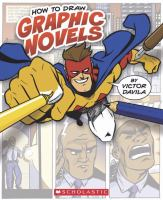 Cover image for How to draw graphic novels