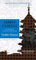 Imagen de portada para James Clavell's Noble house : a novel of contemporary Hong Kong.