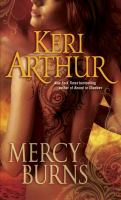 Cover image for Mercy burns