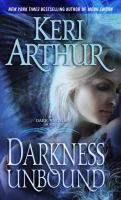 Cover image for Darkness unbound