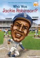 Imagen de portada para Who was Jackie Robinson?