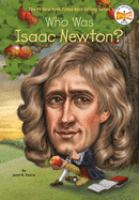 Cover image for Who was Isaac Newton?