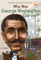 Cover image for Who was George Washington Carver?