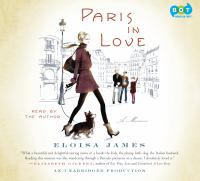 Cover image for Paris in love