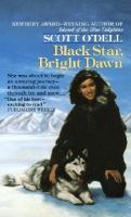 Cover image for Black Star, Bright Dawn