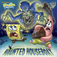 Cover image for Haunted houseboat