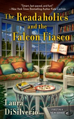 Cover image for The Readaholics and the falcon fiasco