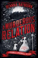 Cover image for A murderous relation