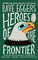 Cover image for Heroes of the frontier