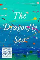 Cover image for The dragonfly sea