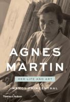Cover image for Agnes Martin : her life and art