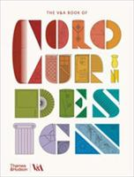 Cover image for The V & A book of color in design