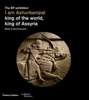 Cover image for I am Ashurbanipal : king of the world, king of Assyria