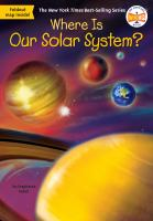 Cover image for Where is our solar system?