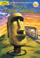 Cover image for Where is Easter Island?