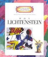 Cover image for Roy Lichtenstein