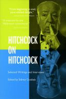 Cover image for Hitchcock on Hitchcock : selected writings and interviews