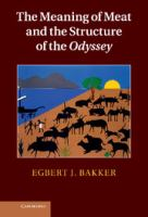 Cover image for The meaning of meat and the structure of the Odyssey
