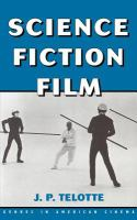 Cover image for Science fiction film