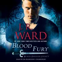 Cover image for Blood fury