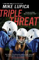 Cover image for Triple threat