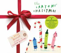 Cover image for The crayons' Christmas