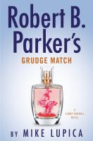 Cover image for Robert B. Parker's Grudge match
