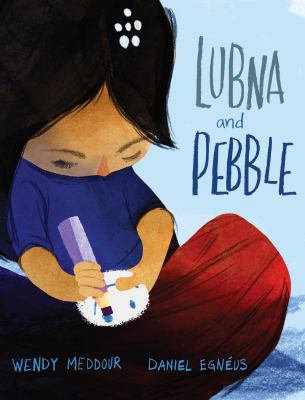 Cover image for Lubna and Pebble