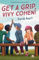 Cover image for Get a grip, Vivy Cohen