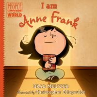 Cover image for I am Anne Frank