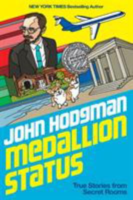 Cover image for Medallion status : true stories from secret rooms