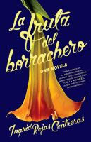 Cover image for La fruta del borrachero