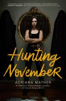 Cover image for Hunting November