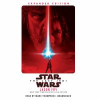 Cover image for The last jedi expanded edition.