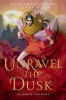 Cover image for Unravel the dusk