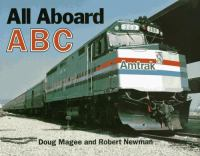 Cover image for All aboard ABC