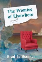 Cover image for The promise of elsewhere