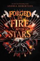Cover image for Forged in fire and stars