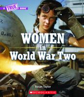 Cover image for Women in World War II