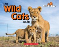 Cover image for The wild cats book