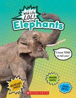 Cover image for Elephants.