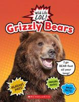 Cover image for Grizzly bears.