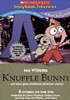 Cover image for Knuffle Bunny. --and more great childhood adventure stories