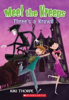 Cover image for Three's a krowd