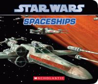 Cover image for Star Wars spaceships