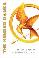 Cover image for The hunger games Hunger Games Series, Book 1.
