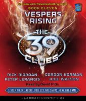 Cover image for Vespers rising